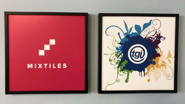 Another Awesome Announcement – TGI & Mixtiles Working Together